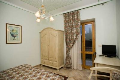 Appartamento Giuditta con 2 camere in complesso tu