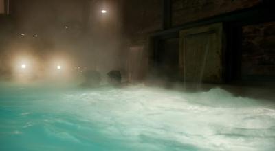 grotte termali ai bagni di romagna