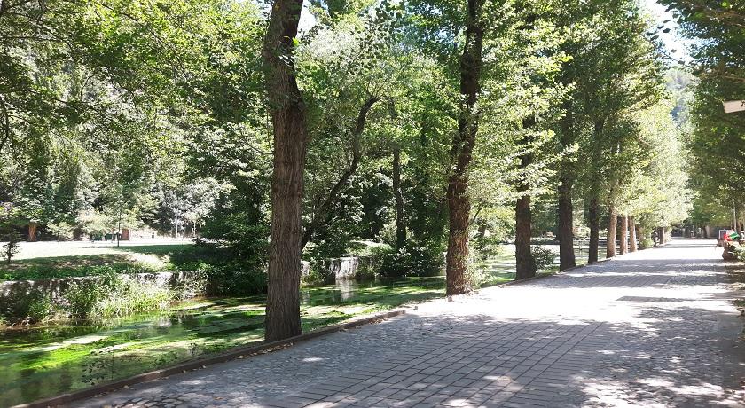 Vacanze nella verdeggiante Umbria