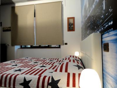 Dormire vicino Ospedale Pavia: Camera New York