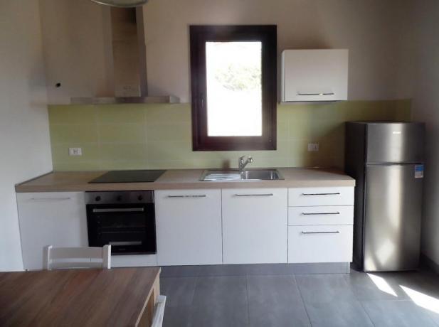 La Cucina attrezzata , Appartamento Family