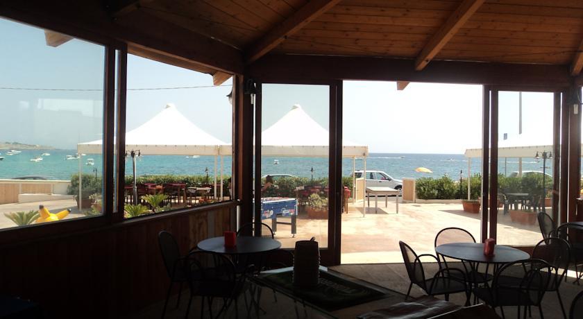 Bar della Spiaggia a S. M di Leuca