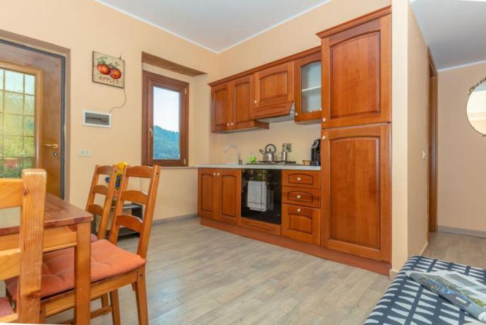Cucina appartamento a Rieti