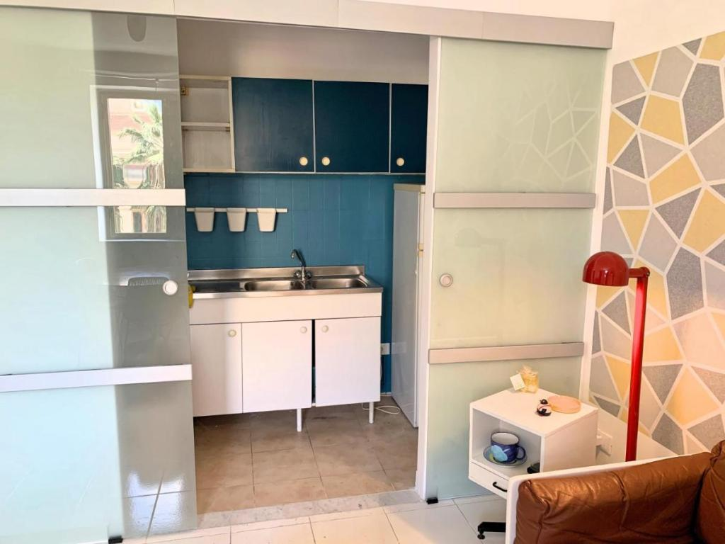 Appartamento-vacanze centro-storico Palermo con Cucina