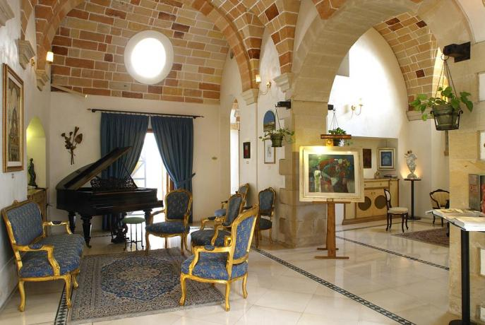 galatina-camere-suite-ristorante-lanticadimora