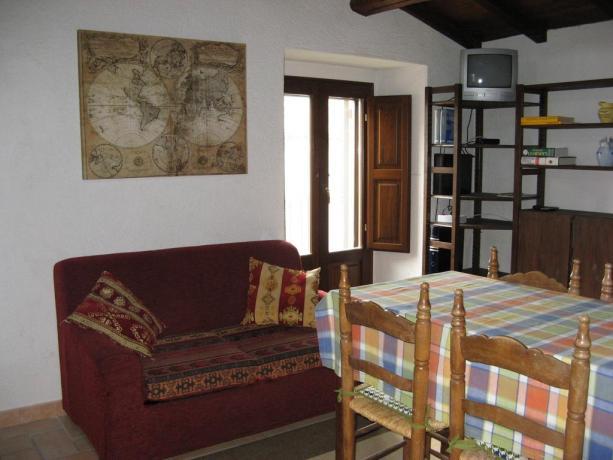 Casa vacanze in Abruzzo - Divano letto singolo