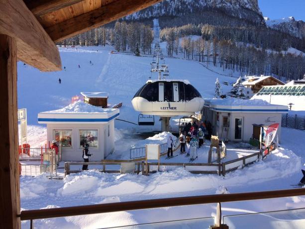 Appartamenti vicino Impianti sciistici ad Alta Badia