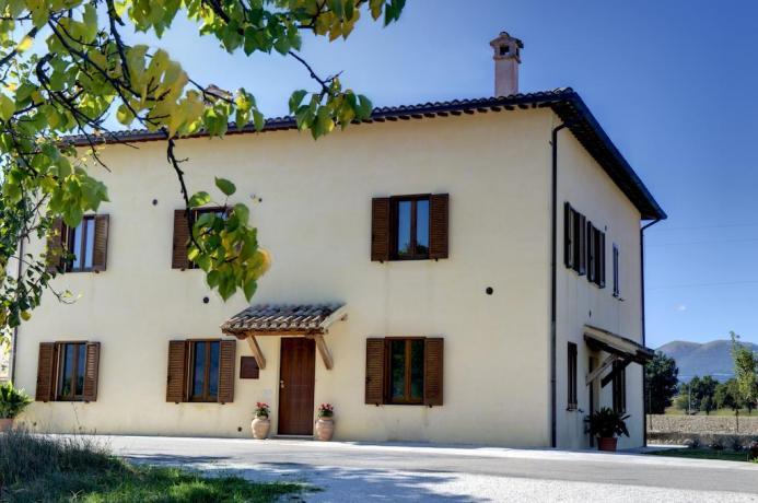 Casa Vacanze Umbria con parcheggio riservato