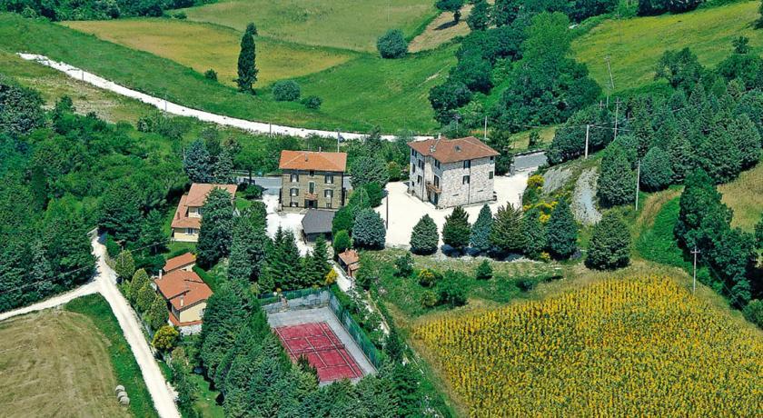Casa Vacanza Assisi immersa nel verde