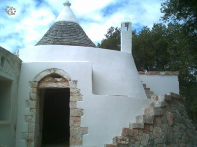 The Trulli-houses in Salento