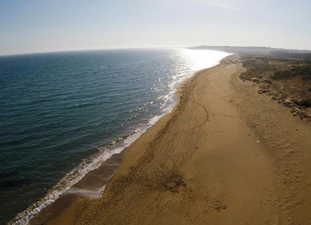 Villa 4/6 posti sulla Spiaggia di Selinunte