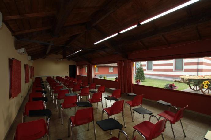 Sala Conferenze/Convegni a Motta de' Conti