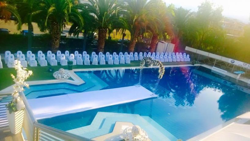 Hotel4stelle con Organizzazione Feste Private-Rende