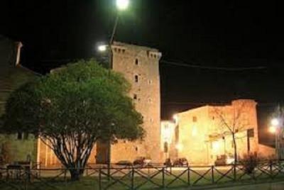 Capodanno in umbria vicino todi appartamento in castello con camino panoramico