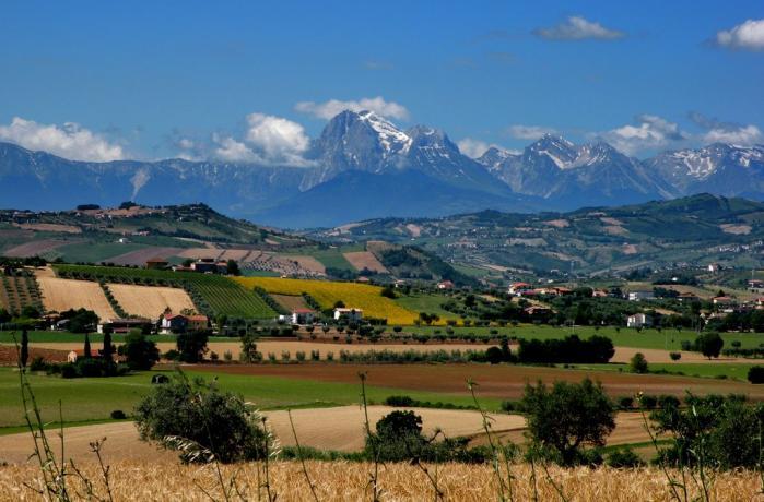 Hotel nel cuore della Val Vibrata Abruzzo