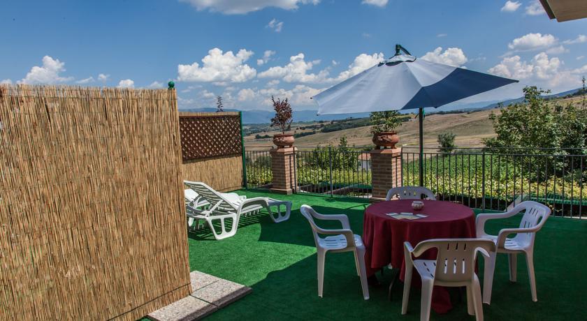 Gran suite Gamay Terrazzo panoramico