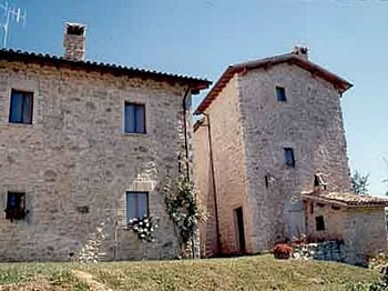Country House Ginestra in Sellano
