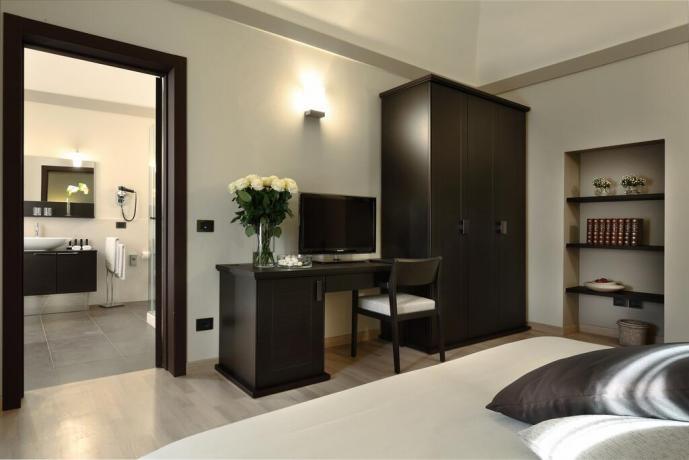 Camera Superior albergo a Perugia vicino Lago Trasimeno
