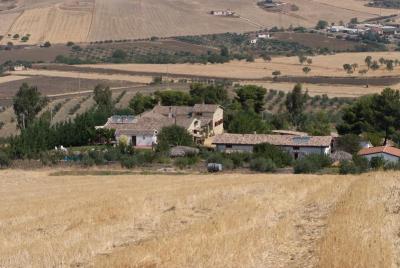Agriturismo con piscina vicino Agrigento