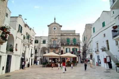 The Best Deal, Inexpensive Accommodation in Cisternino