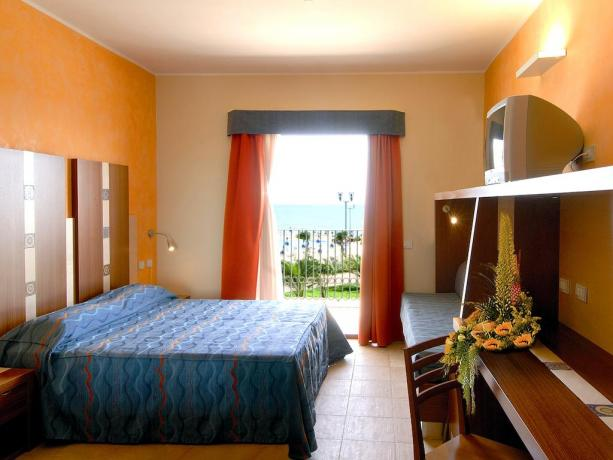 Camere Matrimoniali con Bagno Privato in Sicilia