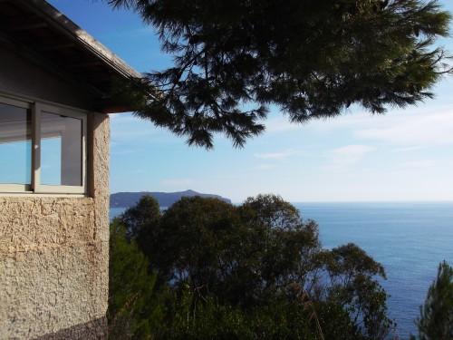 bungalow con vista mare a palinuro