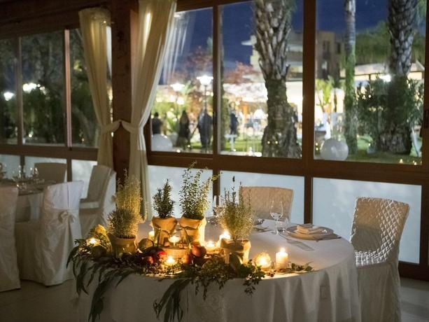 Servizio matrimonio hotel 4stelle Battipaglia Salerno