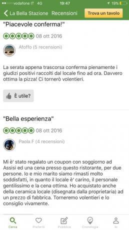 Recensione: Ristorante Pizzeria Assisi