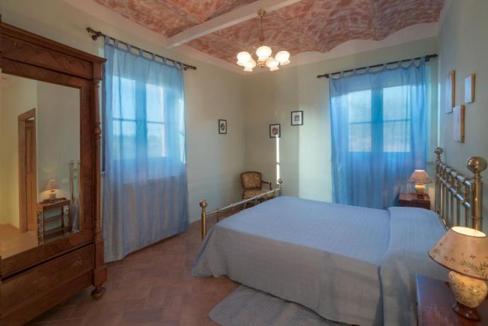 Appartamento-vacanze vicino Lago Trasimeno per 2/4/7 persone