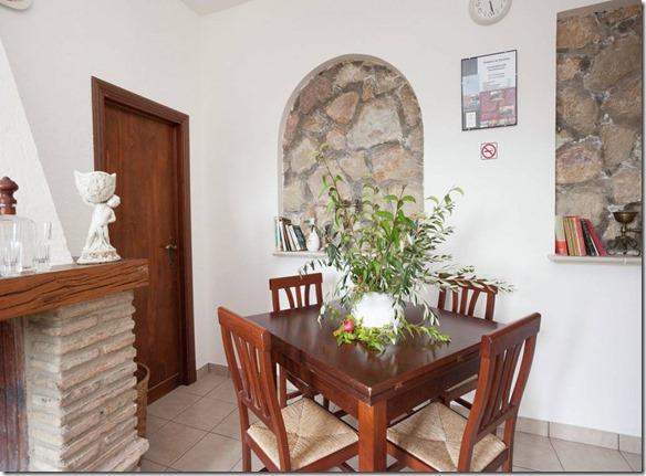 Residenza Podere appartamento-vacanza bilocale soggiorno 2/4persone Magione