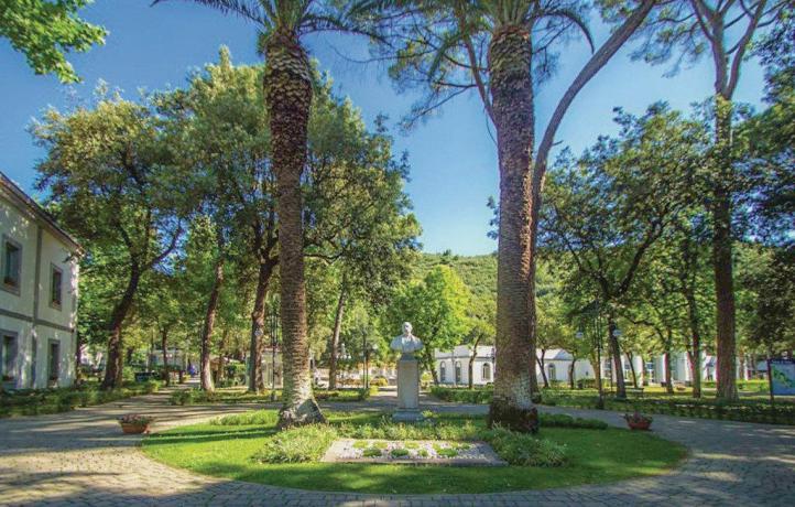 Grande parco a San Lupo