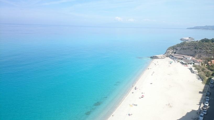 Spiaggia bianca e riservata agli ospiti