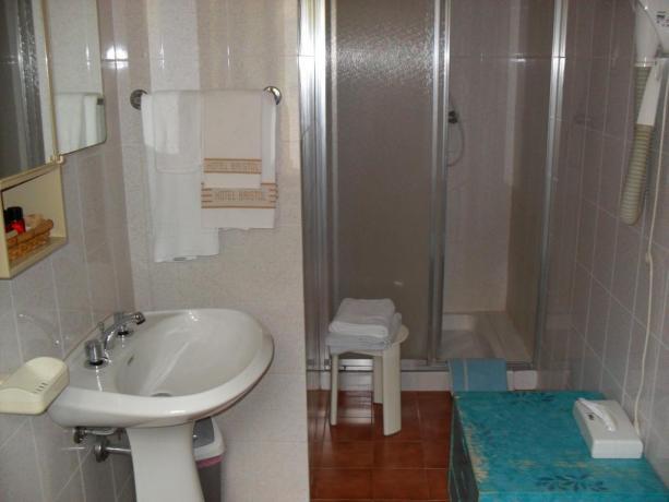 Hotel con bagno privato ad Abetone