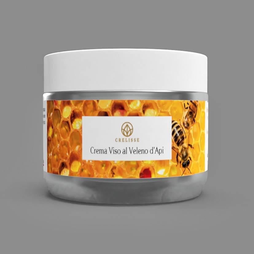 Crema Viso Veleno Api Anti-Age Elasticizzante - Imperya