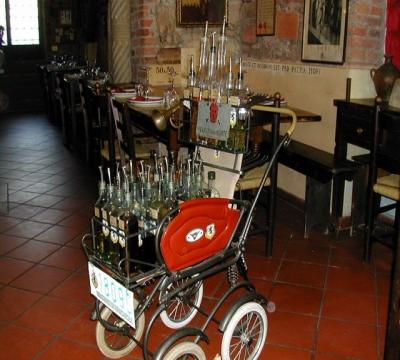 ristorante porta liquori simpatico