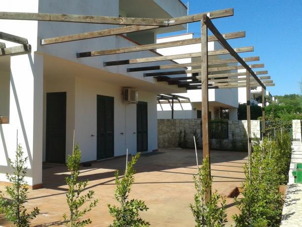 Appartamenti ideali per famiglie vicino Gallipoli
