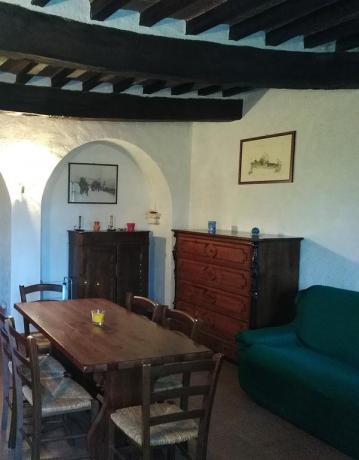 Appartamenti con mobili d'epoca Castiglione del Lago