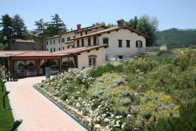 Agriturismo a Gubbio con Appartamenti