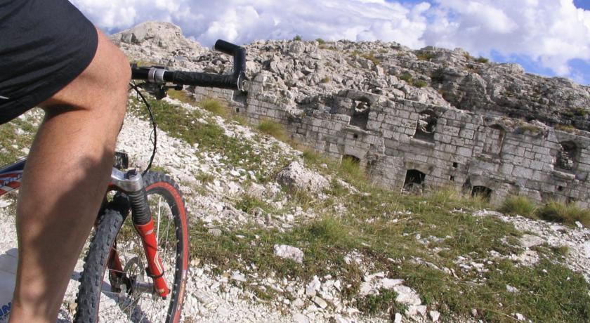 escursioni in bike in Hotel a Folgaria