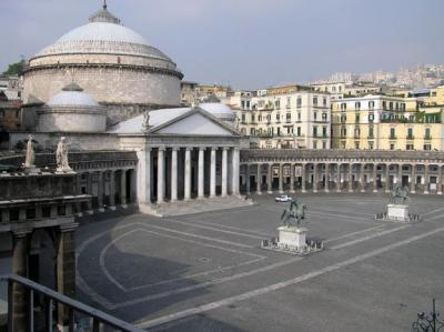 Cheap Accommodation near the Mainsquare of Naples