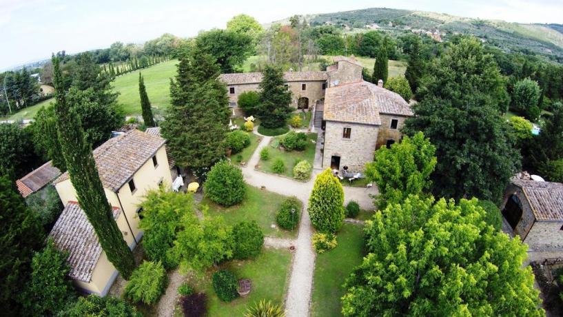 Casa Vacanza 4 Posti letto in Toscana