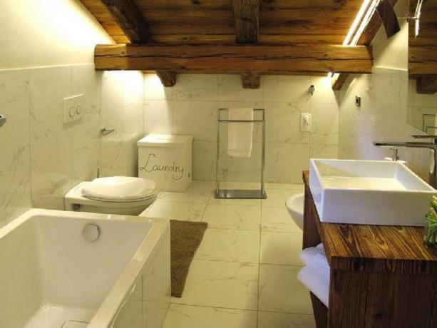 Appartamento con Bagno moderno vicino Bolzano