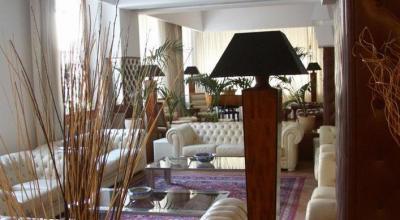 Sala Hall del Hotel a Chianciano terme