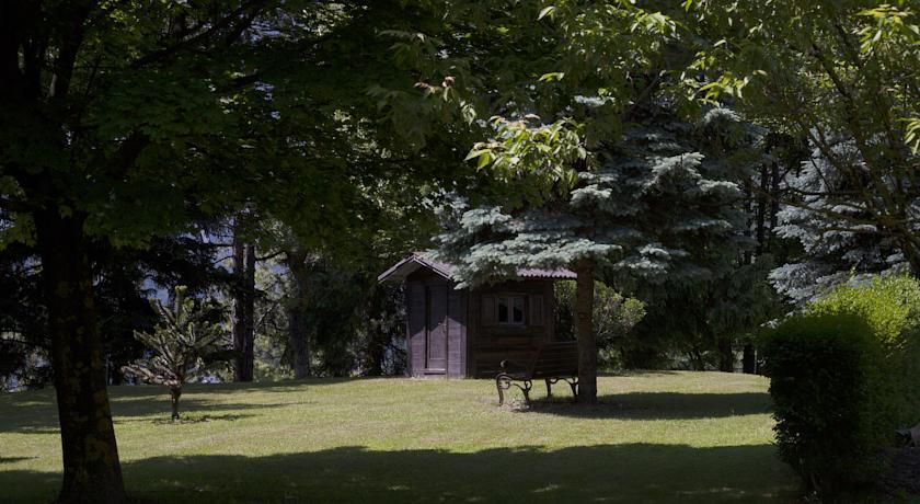Ampio giardino per animali