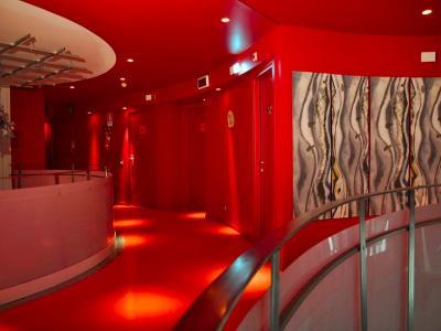 Hall moderno a Torre del Greco ideale vacanze
