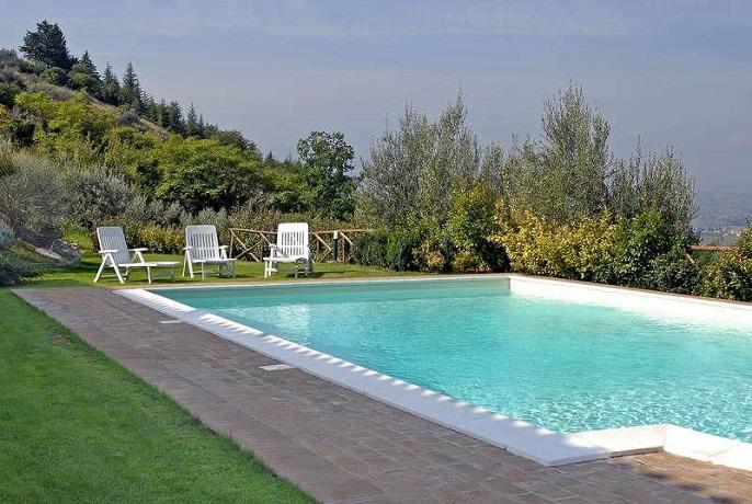 Appartamento Ginestra, vacanze romantiche Umbria