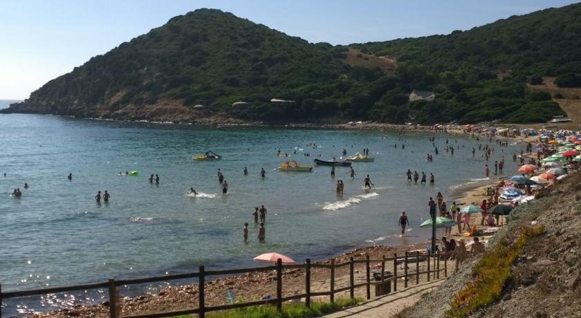 Sardegna, spiaggia libera