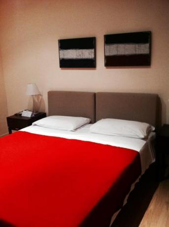 Appartamenti per notti romantiche a Foligno