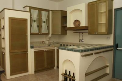 Piastrelle per cucina rustica luxury foto cucine in travertino