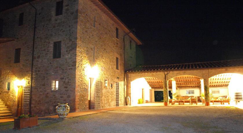 Facciata appartamento vacanza a Perugia